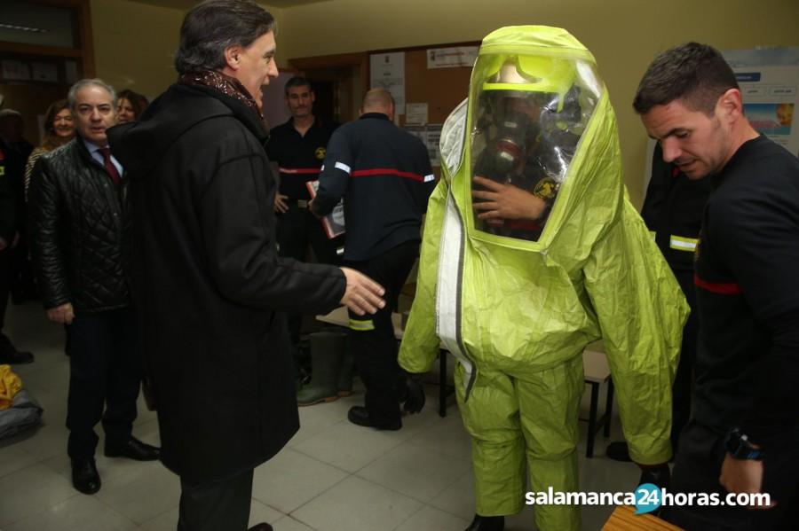 Impulso a la Formación Profesional con el ciclo formativo de Grado Medio en Emergencias y Protección Civil en Salamanca